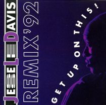 jesse lee davis get up on this remix 92 bmg rca cover 01