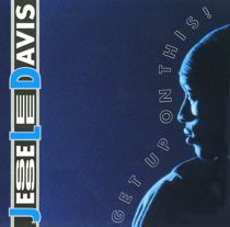 jesse lee davis get up on this bmg ariola rca cover 01